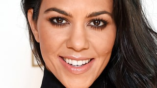 Kourtney Kardashian's Relaxed Boyfriend Brow