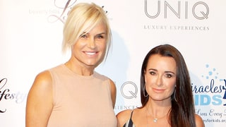 "Kyle Richards: Yolanda Foster ""100 Percent Has Lyme Disease"""