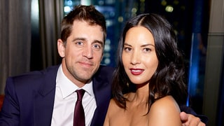 Olivia Munn 'Likes' Fan Comments Slamming Aaron Rodgers' Family on Instagram