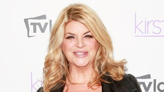 Kirstie Alley Is a Grandma! See a Photo of Her New Grandson, Waylon Tripp Parker