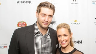 Jay Cutler Tries to Induce Pregnant Wife Kristin Cavallari With Foot Massage: Cute Photo