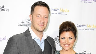 Tiffani Thiessen Jokes About Breastfeeding: 'My Poor Husband Hasn't Touched My Boobs in Six Years'