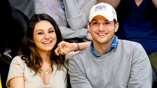 Ashton Kutcher Almost Accidentally Reveals Unborn Son's Name: Mila Kunis Would Have 'Murdered' Me!
