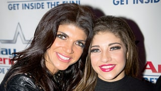 Teresa Giudice's Oldest Daughter, Gia, Reacts to Her Mom's Release From Prison