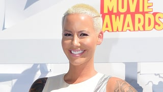 Amber Rose's Middle School Portrait at Age 12 Is OMG
