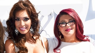 Farrah Abraham and Amber Portwood's 'Teen Mom OG' Reunion Fight Started Like This — Watch
