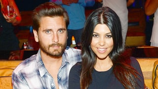 Kourtney Kardashian's Throwback Photo With 'Baby Daddy' Scott Disick Is a Must-See