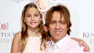Larry Birkhead: It's 'Tough' for Dannielynn to Visit Anna Nicole Smith's Grave