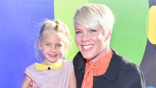 Pink Is in Trouble for Revealing Her Daughter's Crush on Matt Damon: 'She Got Mad at Me!'