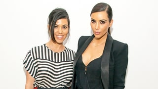 Kim Kardashian Posts Adorable Throwback Photo for Kourtney's 37th Birthday: 'Thanks for Doing Everything First So I Can Copy You'