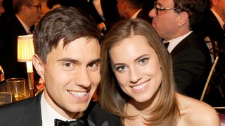Allison Williams & Ricky Van Veen