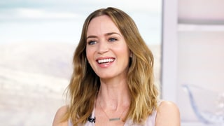 Pregnant Emily Blunt Loves Her (Anti) Diaper Bag — Find Out Why