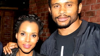 Kerry Washington Addresses Nnamdi Asomugha Marriage Trouble Rumors
