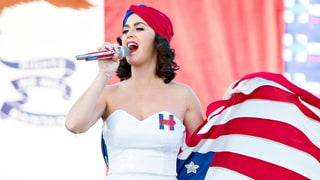 What Time Does Katy Perry Perform at the 2016 DNC?