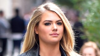 Kate Upton Slams NFL Players for Kneeling During National Anthem: 'Unacceptable'
