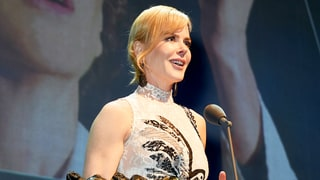 Nicole Kidman Dedicates Theater Award to Late Father in Touching Speech