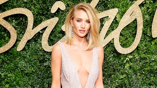 Rosie Huntington-Whiteley: British Fashion Awards 2015