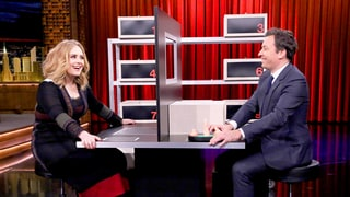 Adele Plays Hilarious Game of Box of Lies With Jimmy Fallon, Performs