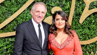 Salma Hayek Tried to Make Her Husband Think She Was Having an Affair — to Save a Puppy
