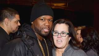 50 Cent and Rosie O'Donnell