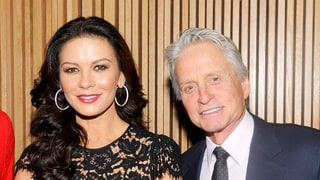 Catherine Zeta-Jones Shares Rare Family Photo With Husband Michael Douglas and Kids
