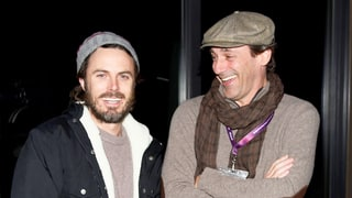 Casey Affleck and Jon Hamm