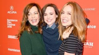 Allison Janney and Ellen Page