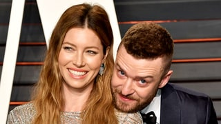 Jessica Biel Pokes Fun at Husband Justin Timberlake's Illegal Ballot Selfie as She Votes — See His Response!
