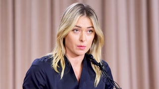 Maria Sharapova Reveals She Failed Drug Test at Australian Open