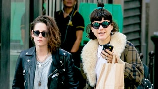 Kristen Stewart Gets Her Thumb Sucked by Girlfriend Soko on Easter Sunday: Photo