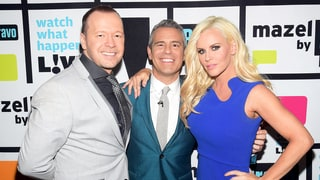 Jenny McCarthy, Donnie Wahlberg Want a Threesome With Andy Cohen