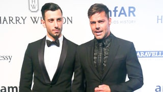 Ricky Martin Makes It Red Carpet Official With Really, Really Hot New Boyfriend Jwan Yosef
