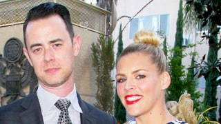 Busy Philipps Interviews Ex-Boyfriend Colin Hanks on 'Live! With Kelly': 'I Was a Jerk!'