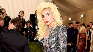 Met Gala 2016: Lady Gaga Nails Tech Theme, Rocks a Circuit Board-Inspired Jacket and Insanely High Heels