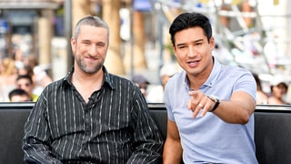 Dustin Diamond Tells Mario Lopez He Didn't Write That 'Saved by the Bell' Tell-All
