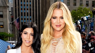 Khloe Kardashian Reveals That Sister Kourtney Wears 'Full Granny Panties'