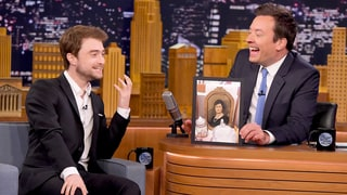 Daniel Radcliffe Jokes About His Historical Look-Alikes: They Are Mainly 'Stern Old Ladies'