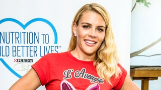 Busy Philipps Dresses in Theme While Visiting Humane Society