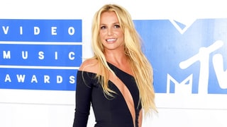 Britney Spears Slays in Sexy LBD at MTV VMAs 2016