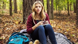 Chloe Grace Moretz's Backpack From 'The 5th Wave' Found