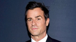 Justin Theroux Posts Graffiti Photo That Says 'F--k Brad Pitt'