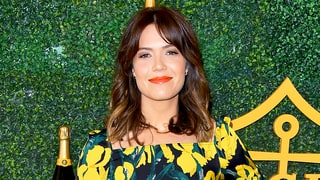 Mandy Moore's Parents Tease Her About 'This Is Us' Character's 'Issues': See the Funny Text Exchange