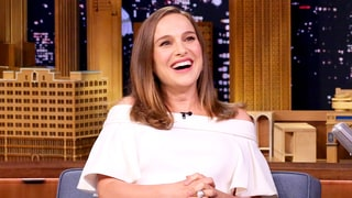 Natalie Portman Says She Has 'Months to Go' Until Her Due Date: 'You Show a Lot Faster When You're Small'