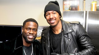 Nick Cannon Gives Fans a Health Update From the Hospital, Kevin Hart Visits