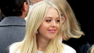 Tiffany Trump's Style at Donald Trump's Inauguration — All The Details on Her Look