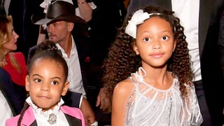 Blue Ivy's Cute BFF at The 2017 Grammys Was Roc-Nation Co-Founder Jay Brown's daughter Madison