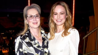 Meryl Streep, Brie Larson Had the Best Reactions to Emma Stone's Best Actress Oscar Win