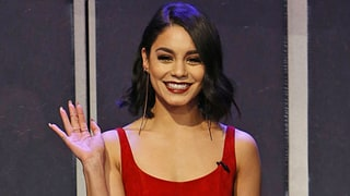 Vanessa Hudgens' Fringed Dress