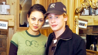 Mila Kunis Talks About Ex Macaulay Culkin: 'He Was Huge. You Couldn't Walk Down the Street With Him'