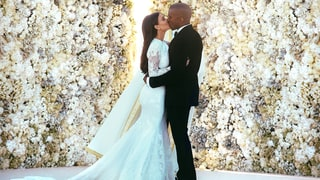 Kim Kardashian, Nicky Hilton and More of the Most Stunning Celebrity Brides of All Time